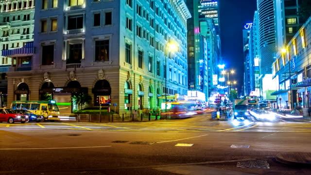 街の夜 - 線路のポイント点の映像素材/bロール
