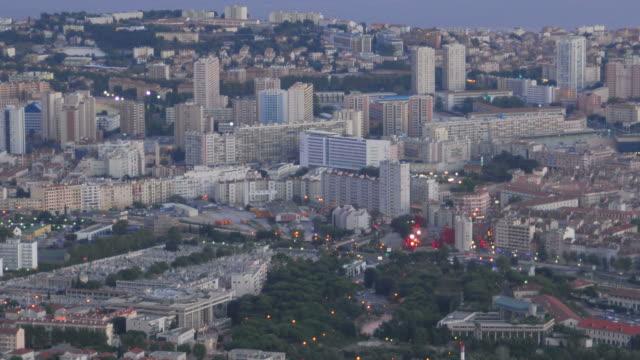 vidéos et rushes de time-lapse hd : la ville - panoramique