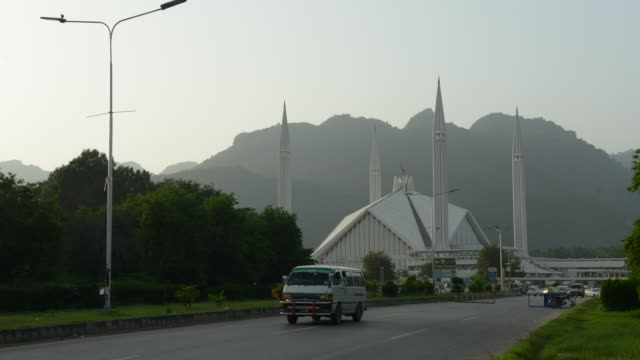 city view islamabad - pakistan stock videos & royalty-free footage