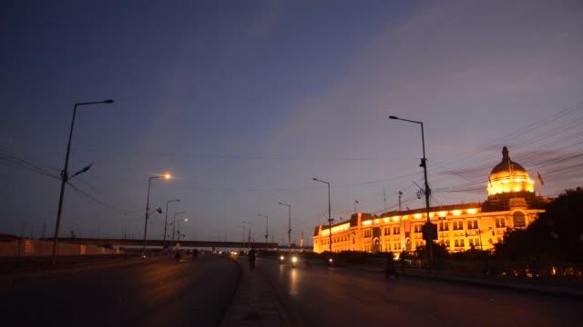 city view karachi - karachi stock videos & royalty-free footage