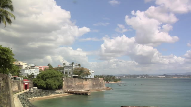 WS PAN City Walls of Old San Juan, Puerto Rico, USA