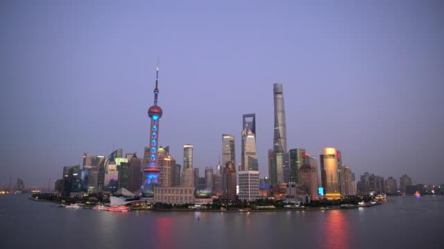 WS Cityscape along the Huangpu River, Shanghai
