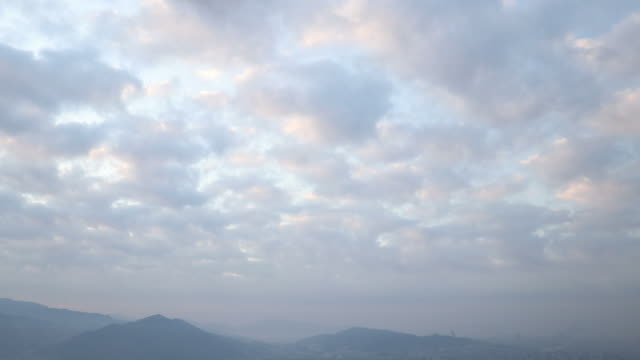 cityscape and morning cloud - yuko yamada stock videos & royalty-free footage