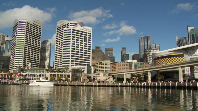 WS Cityscape at Darling Harbour / Sydney, New South Wales, Australia