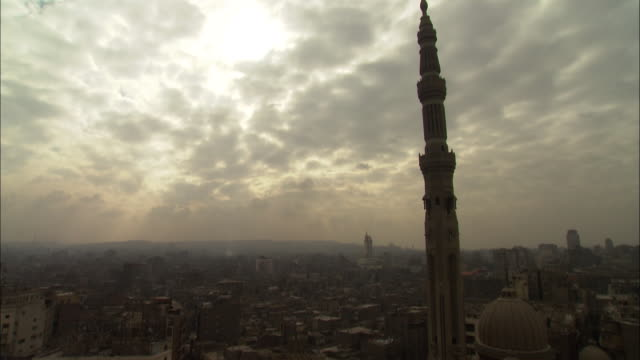 ws, td,  cityscape, cairo, egypt - unknown gender stock videos & royalty-free footage