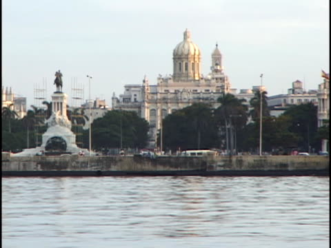 ws, cityscape, havana, cuba - west indies stock videos & royalty-free footage