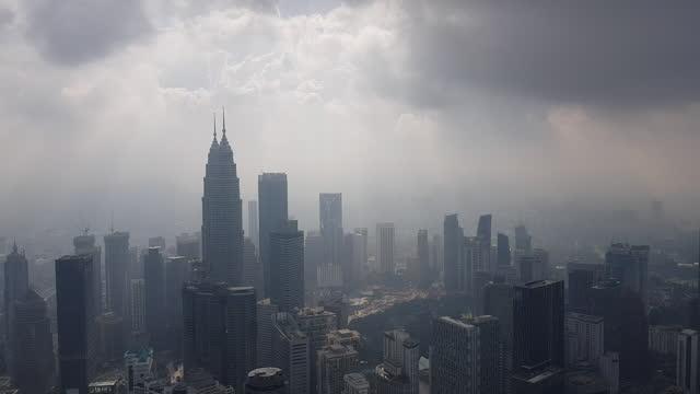 cityscape / kuala lumpur, malaysia - kuala lumpur stock videos & royalty-free footage