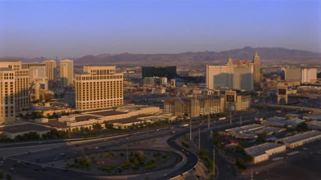 WS, Cityscape, Las Vegas, Nevada, USA