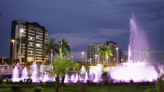 Cityscape - Manaus, Amazonas, Brazil