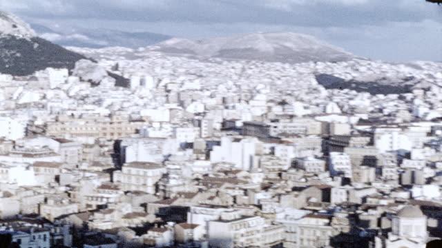 vidéos et rushes de cityscape of athens - athens greece