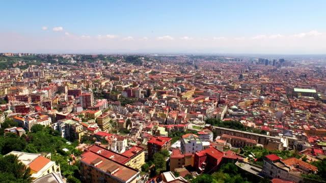 cityscape of naples - ナポリ点の映像素材/bロール