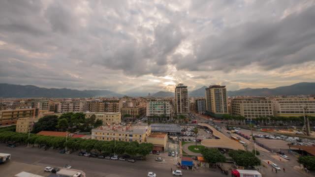 T/L Cityscape of Palermo