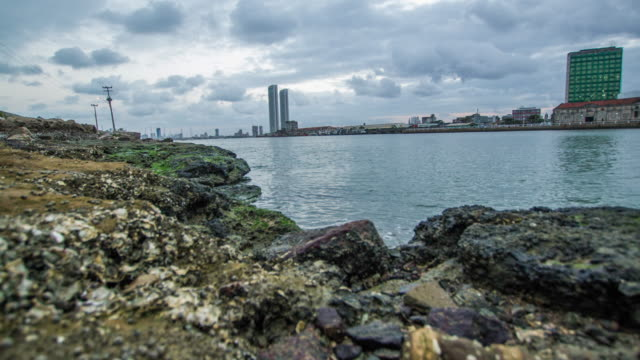 cityscape recife - recife stock videos and b-roll footage