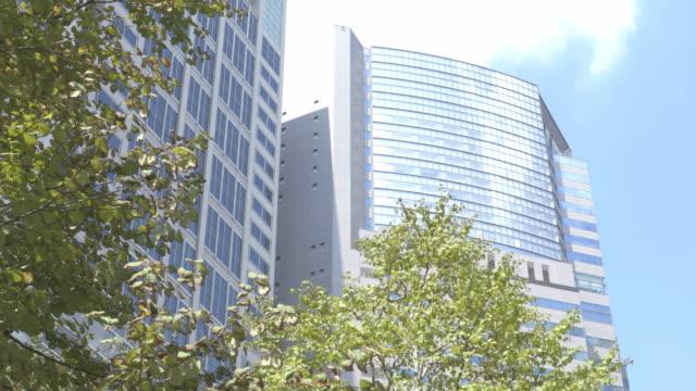cityscape - ローアングル点の映像素材/bロール