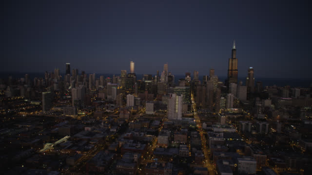 WS POV Cityscape