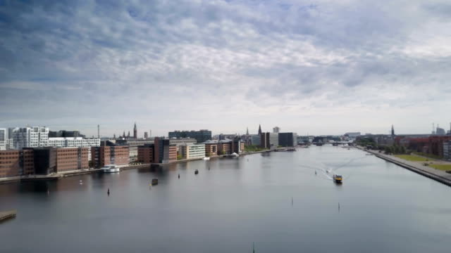 4k cityscapes, landscapes & establishers - denmark stock videos and b-roll footage
