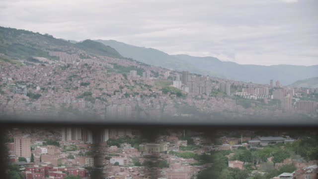 cityscapes of medellin. - medellin colombia stock videos & royalty-free footage