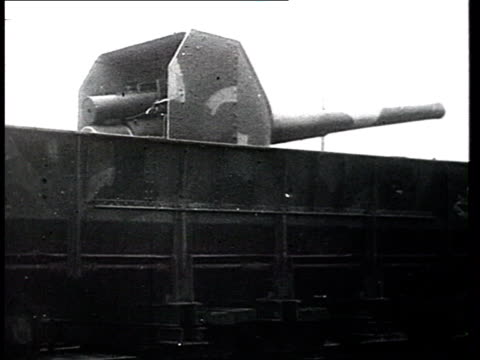 vidéos et rushes de civil war armoured trains camel - 1910 1919