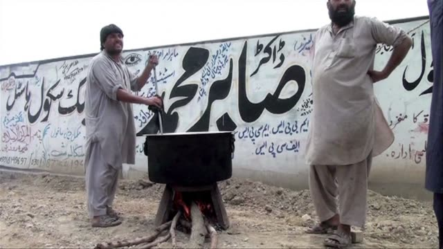 civilians continue to flee pakistans northern tribal region as the military pound rebel hideouts - indigenous culture stock videos & royalty-free footage