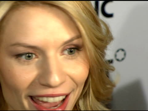 claire danes at the celebration of montblanc's 100th anniversary with the launch of diamond at the newspace in new york new york on march 14 2006 - claire danes stock videos and b-roll footage