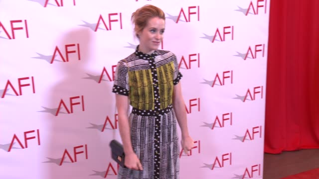 claire foy at four seasons hotel los angeles at beverly hills on january 06, 2017 in los angeles, california. - four seasons hotel stock videos & royalty-free footage
