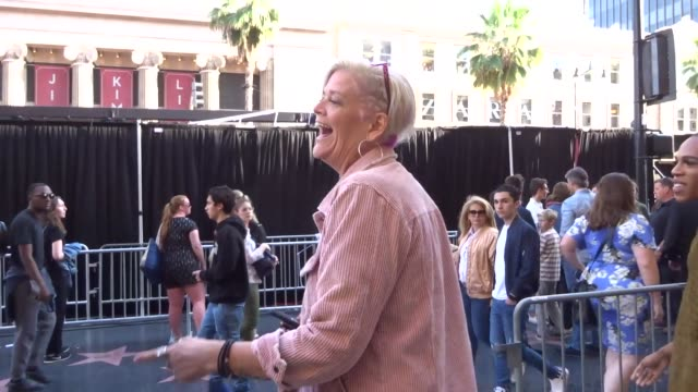 claire stoermer outside the spider-man far from home premiere at tcl chinese theatre in hollywood in celebrity sightings in los angeles, - tcl chinese theatre stock videos & royalty-free footage