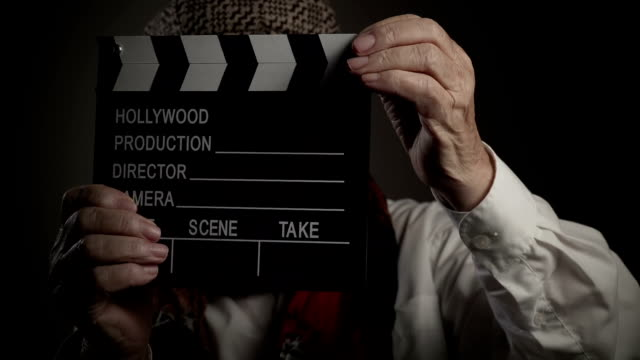 clapboard - directing stock videos & royalty-free footage