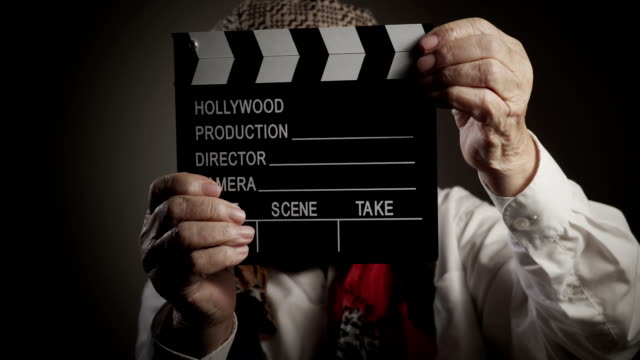 clapboard - film director stock videos & royalty-free footage