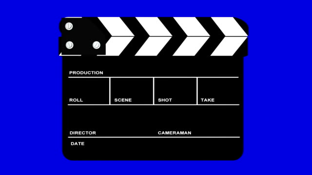 clapboard - film slate stock videos & royalty-free footage
