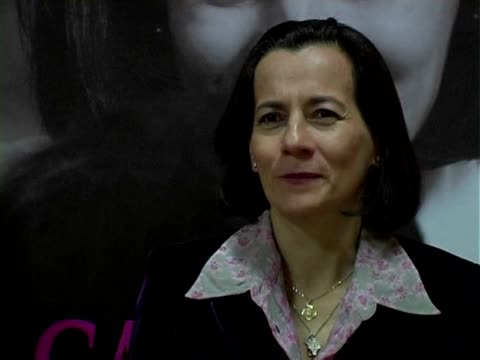 clara rojas who was held hostage by farc rebels for six years has written a book describing fellow hostage ingrid betancourt in lessthanflattering... - clara rojas stock videos and b-roll footage