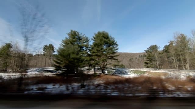 stockvideo's en b-roll-footage met ny claryville xv gesynchroniseerde serie linker weergave rijproces plaat - part of a series