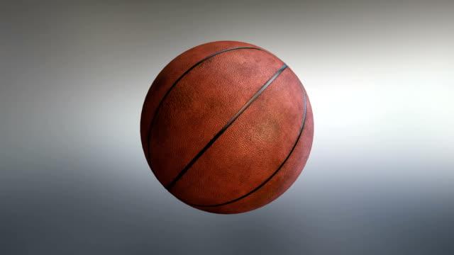 Classic basketball ball rotation
