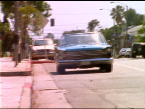 classic car driving - 1966 stock videos and b-roll footage