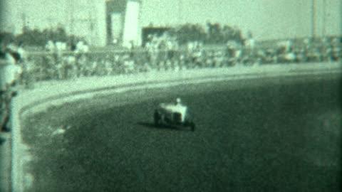 classic car-rennen 1948 - archivmaterial stock-videos und b-roll-filmmaterial