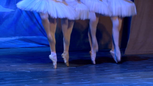 classical ballet - dance at their fingertips - ballet dancing stock videos & royalty-free footage