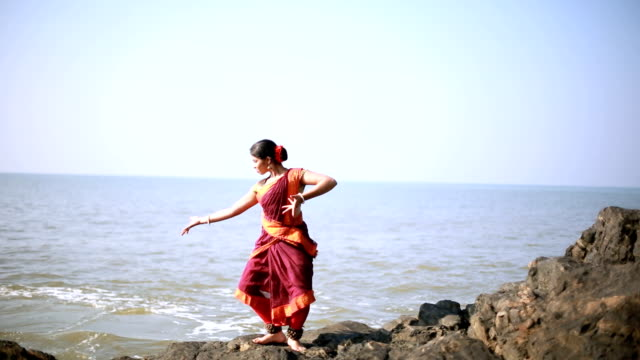 classical dancer - traditional ceremony stock videos & royalty-free footage