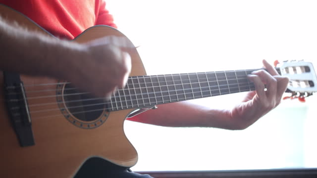 classical guitar - flamenco stock videos & royalty-free footage