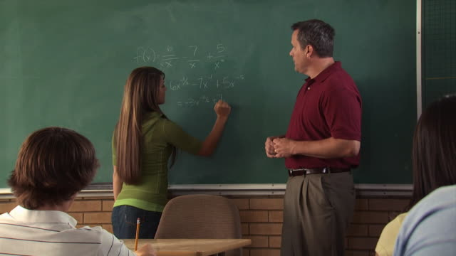 classroom scene - see other clips from this shoot 1148 stock videos & royalty-free footage