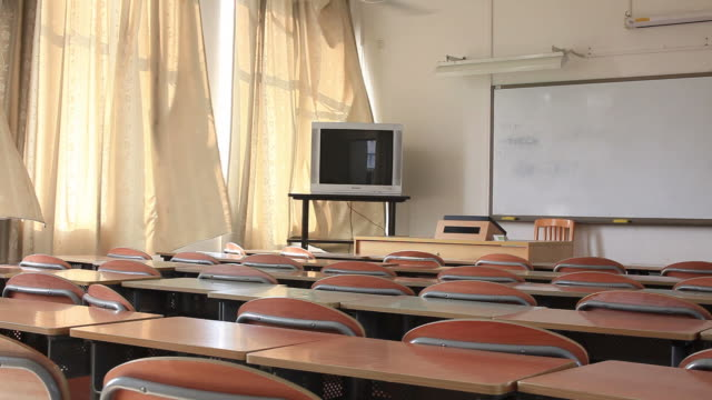 classroom - lecture hall stock videos & royalty-free footage