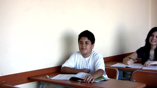 スクール形式 - 分校点の映像素材/bロール