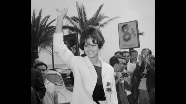 FRA: SHORT PROFILE: Italian actress, Claudia Cardinale
