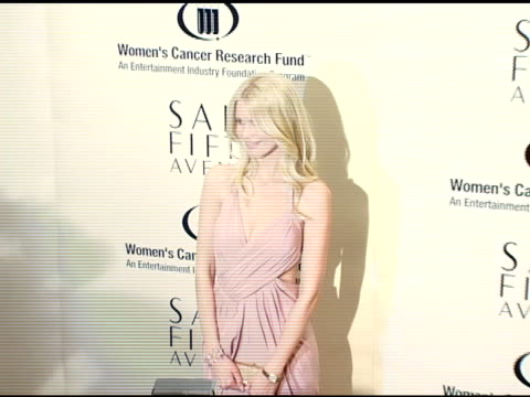 Claudia Schiffer at the 2005 Courage Award Given To Lance Armstrong At Saks Fifth Avenue's Unforgettable Evening at the Regent Beverly Wilshire Hotel...