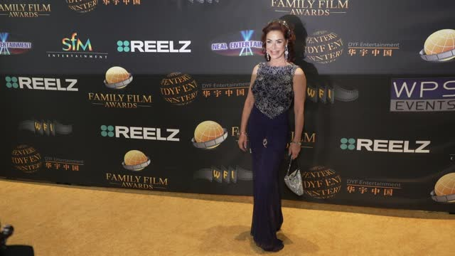 claudia wells at the 24th family film awards at hilton los angeles/universal city on march 24, 2021 in universal city, california. - universal city stock videos & royalty-free footage