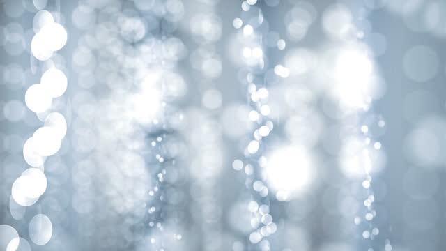 vidéos et rushes de animation de fond propre et brillante. conception abstraite floue et belle de mouvement de bokeh. les concepts de célébrité, bonne année, événements, saint valentin, finance, jeu, internet, éducation, remue-méninges, moderne, web et mobile, soft gl - bright