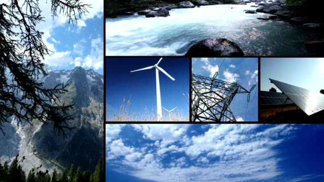 clean energy power - hydroelectric power stock videos and b-roll footage
