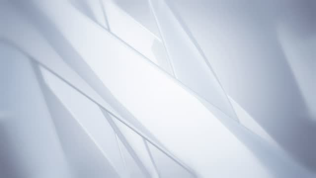 clean, soft and shiny background animation. abstract simple circle beatiful motion design. the concepts of vortex, business, finance, game, internet, data, education, brainstorm, modern, web and mobile, 3d seamless loop - white background stock videos & royalty-free footage