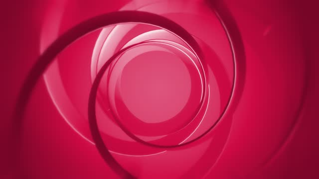 clean, soft and shiny background animation. abstract simple circle beatiful motion design. the concepts of vortex, business, finance, game, internet, data, education, brainstorm, modern, web and mobile, 3d seamless loop - two dimensional shape stock videos & royalty-free footage