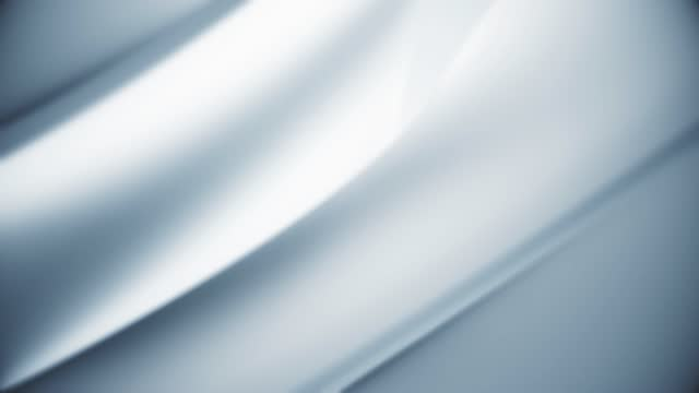 clean, soft and shiny background animation. abstract simple shapes beautiful blurred motion design. the concepts of vortex, business, finance, technology, future, game, internet, data, wedding, education, brainstorm, modern, web, mobile, 3d, seamless loop - gray color stock videos & royalty-free footage