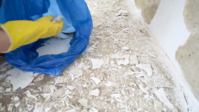cleaning job. - rubble stock videos & royalty-free footage