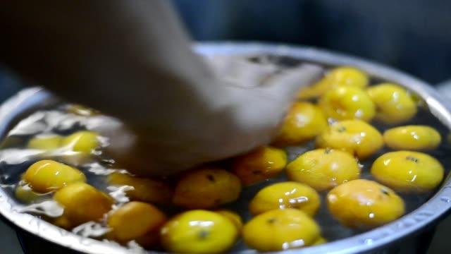 クリーニング オレンジ